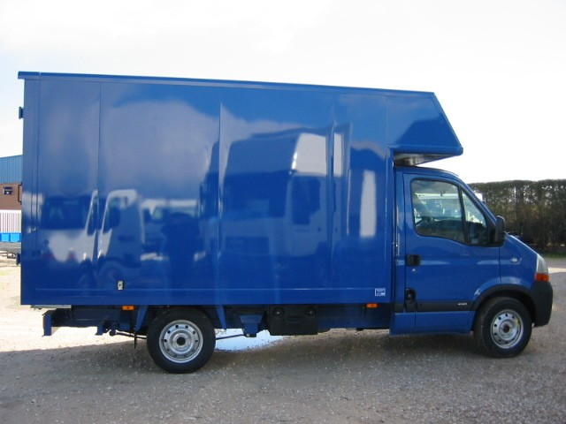 furgon cerrado carrocerias 001 - Furgón Cerrado