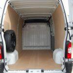 panelados 004 150x150 - Equipamiento furgonetas